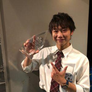 男子高生ミスターコン2018 モデルプレス賞受賞✨ 網代聖人くんに一問一答💖【前半】