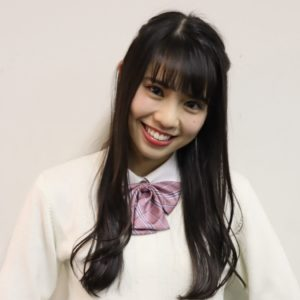 女子高生ミスコン2018 SNOW賞・mysta賞・ニコニコ賞 もねちゃんに一問一答💖【後半】